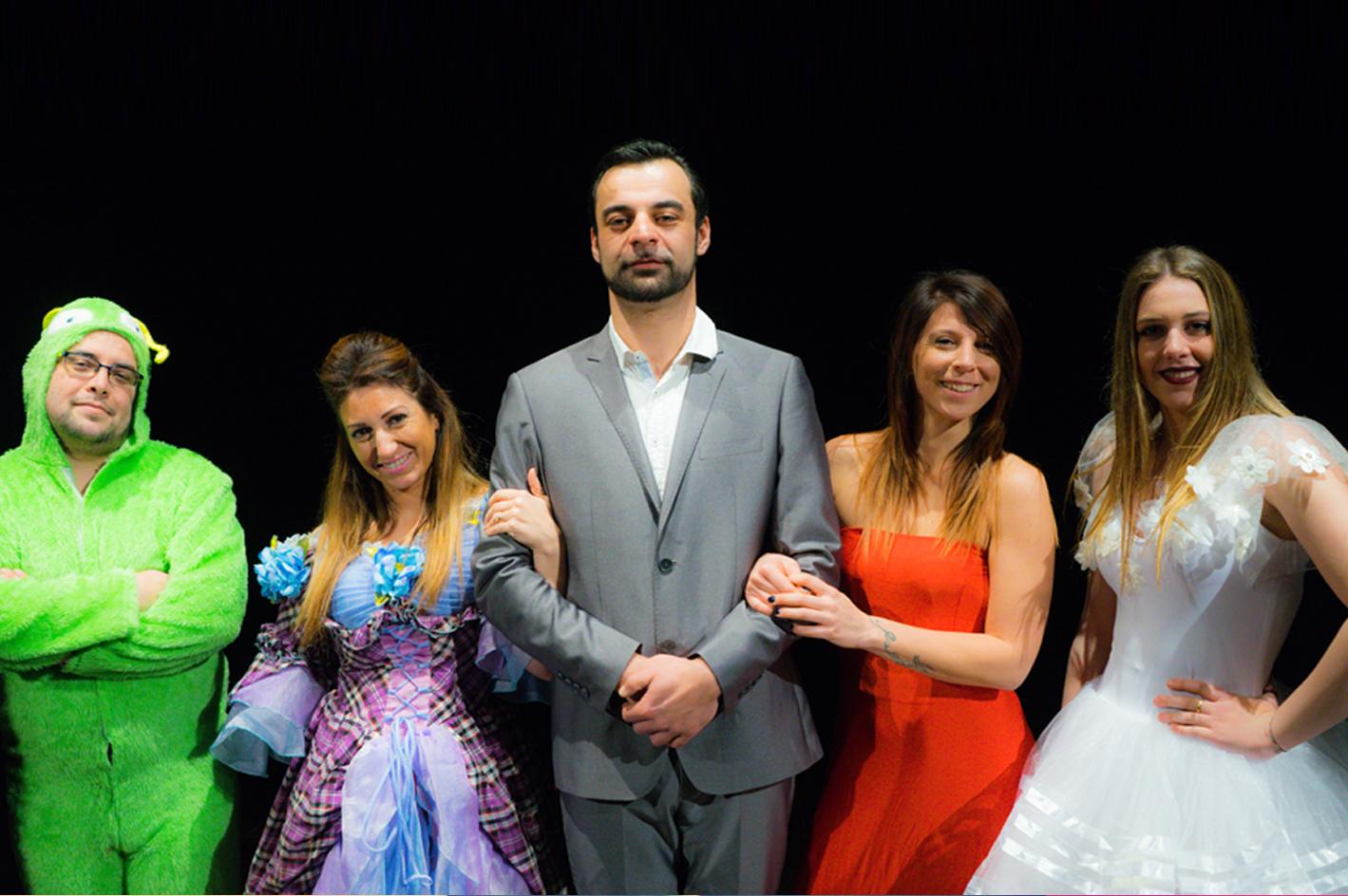 Workshop Teatro: Perchè